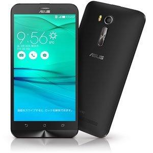 エイスース SIMフリースマートフォン ZenFone Go ブラック ZB551KL-BK16
