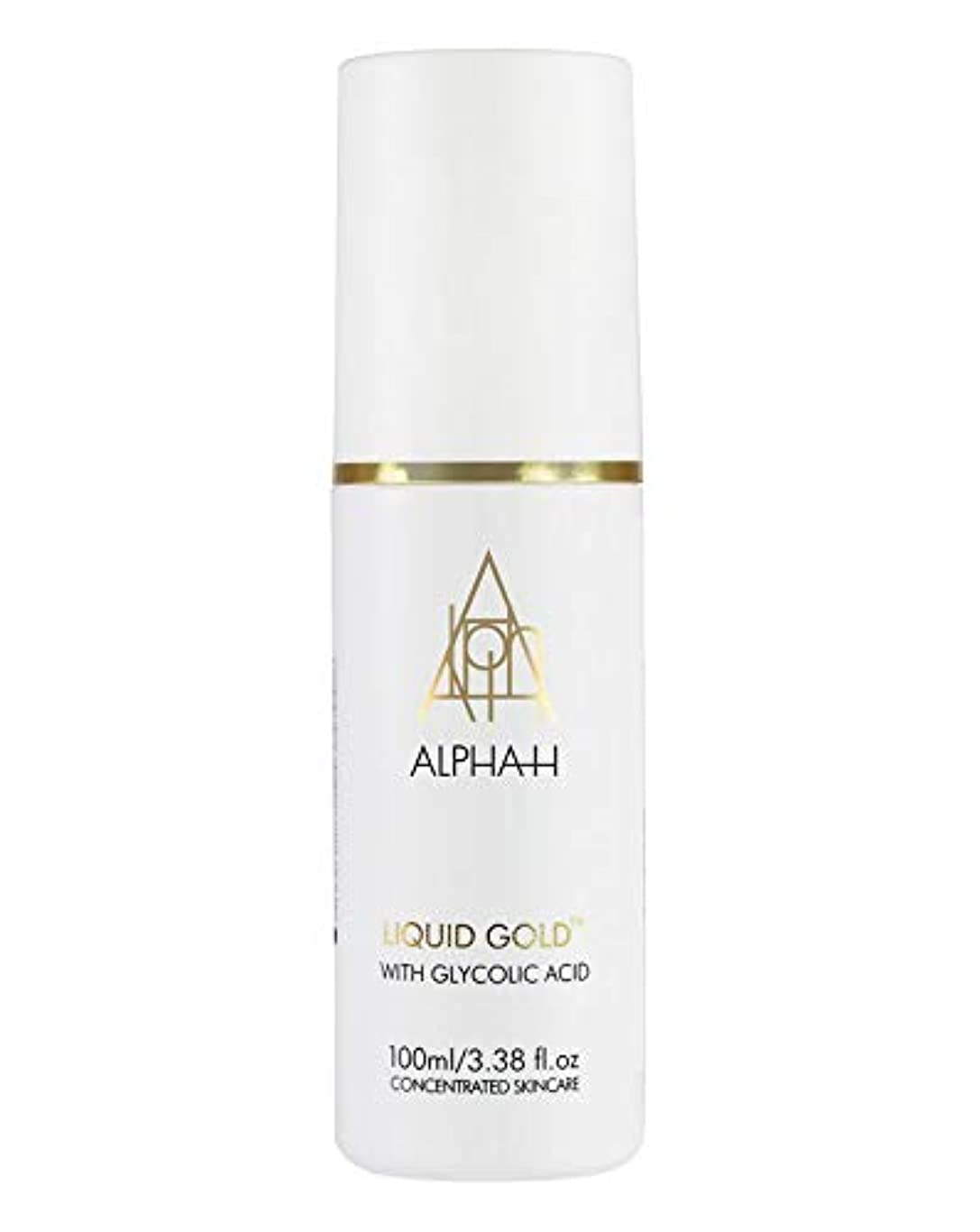 ALPHA-H LIQUID GOLD アルファ H リキッドゴールド 3.38 oz/ 100 mL [並行輸入品]