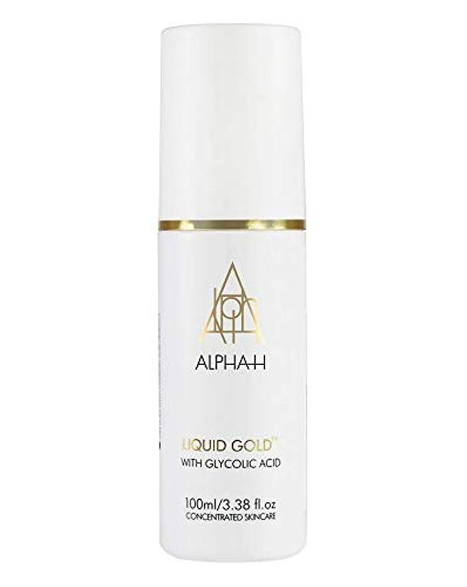 哺乳類暖かく受粉するALPHA-H LIQUID GOLD アルファ H リキッドゴールド 3.38 oz/ 100 mL [並行輸入品]