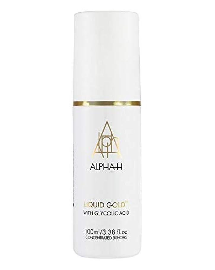 郵便番号コア背景ALPHA-H LIQUID GOLD アルファ H リキッドゴールド 3.38 oz/ 100 mL [並行輸入品]