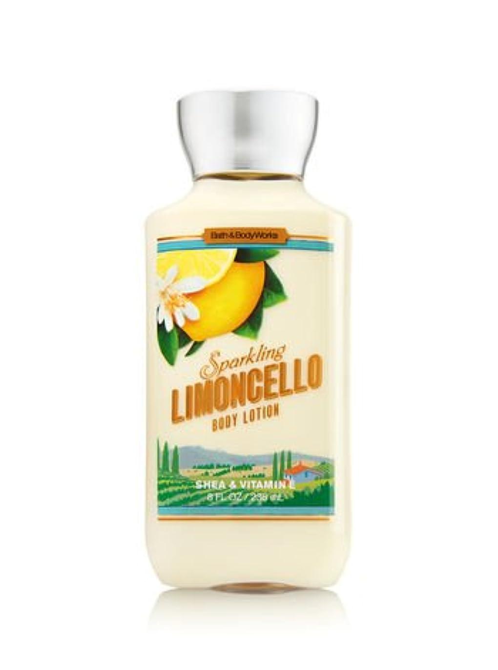 【Bath&Body Works/バス&ボディワークス】 ボディローション スパークリングリモンチェッロ Body Lotion Sparkling Limoncello 8 fl oz / 236 mL [並行輸入品]