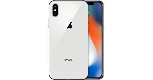 iPhone X 256GB SIMフリー シルバー
