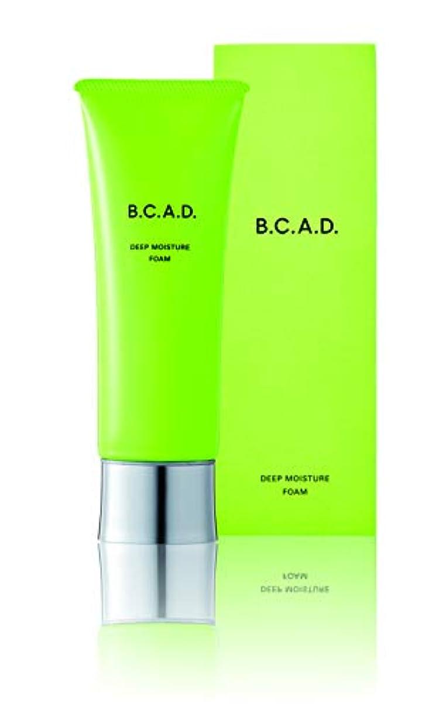 テニスブラシ暴徒ビーシーエーディー(B.C.A.D.) B.C.A.D.(ビーシーエーディー) ディープモイスチャーフォームa 120g 洗顔