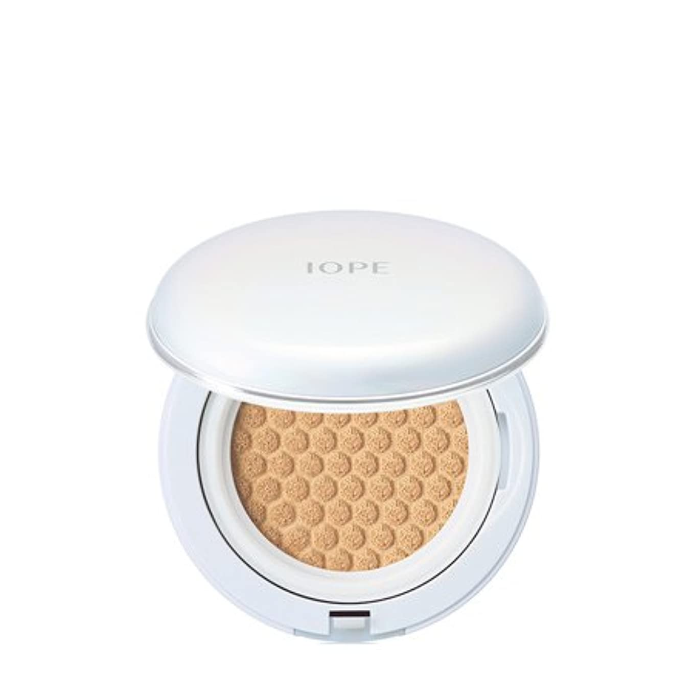 [2017 All New] IOPE Air Cushion * Natural * 15g + Refill 15g/アイオペ エア クッション * ナチュラル * 15g + リフィル 15g (#23 Beige...
