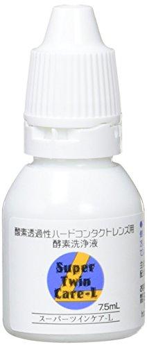 『ニチコン スーパーツインケア-L (コンタクトケア用品)』のトップ画像
