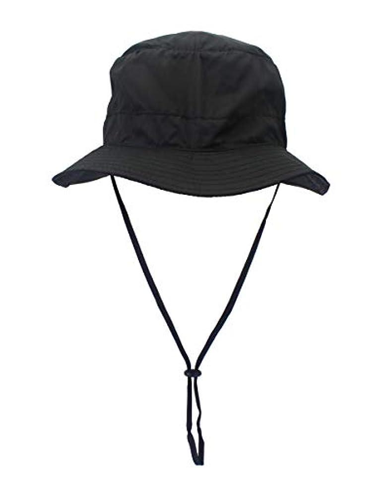 好み被害者振動させる[Lovechic] ハット サーフハット 折りたたみ メンズ レディース 日よけ帽子 uvカット 登山 アウトドア