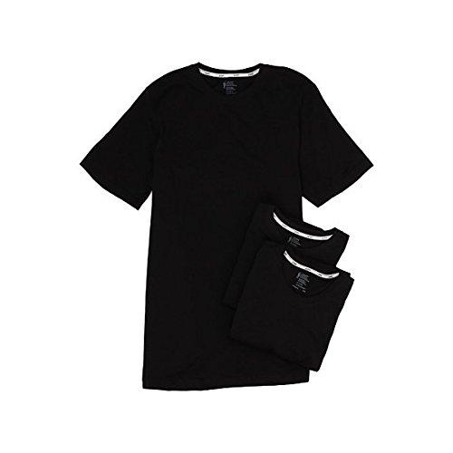 (ジョッキー) Jockey メンズ トップス 半袖シャツ Tシャツ Cotton Slim Fit Crew Neck T-Shirt 3-Pack 並行輸入品