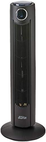 Omega Altise Tower Fan Tower Fan, Black