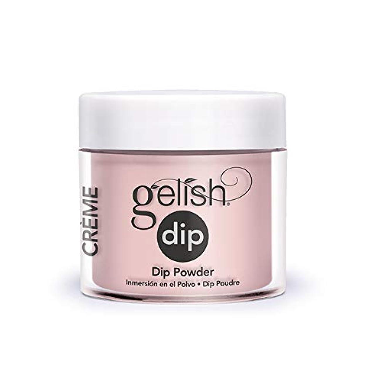 スラダム免除Harmony Gelish - Acrylic Dip Powder - Luxe Be a Lady - 23g/0.8oz