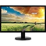 Acer 21.5インチ ワイド液晶ディスプレイ・モニター(非光沢/1920x1080/200cd/100000000:1/5ms/ブラック)K222HQLbmid