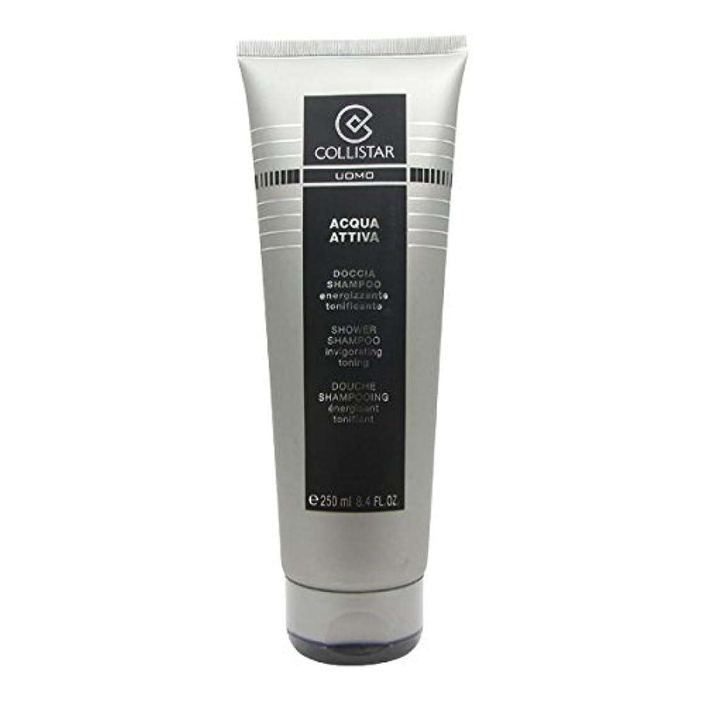 Collistar Men Acqua Attiva Shower Shampoo 250ml [並行輸入品]