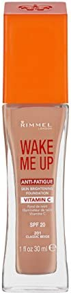 Rimmel London Wake Me Up Foundation, 201 Classic Beige