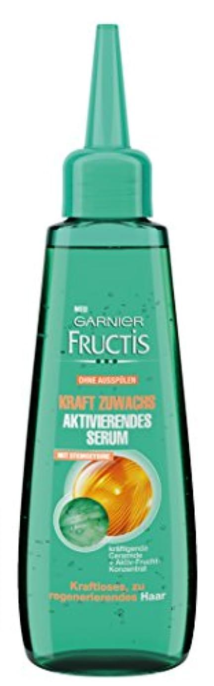 レモンマングル神秘Garnier Fructis Kraft Zuwachs Aktivierendes Serum, 6er Pack (6 x 80 ml)
