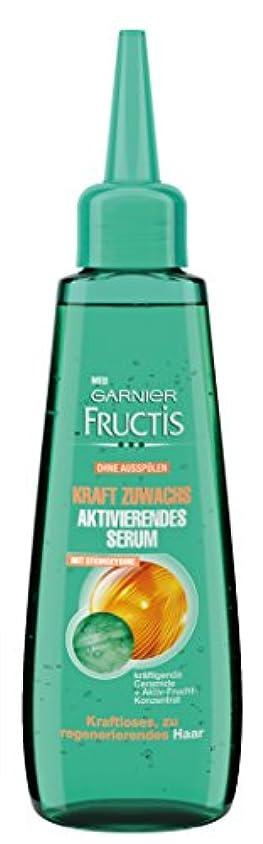 コード安心Garnier Fructis Kraft Zuwachs Aktivierendes Serum, 6er Pack (6 x 80 ml)
