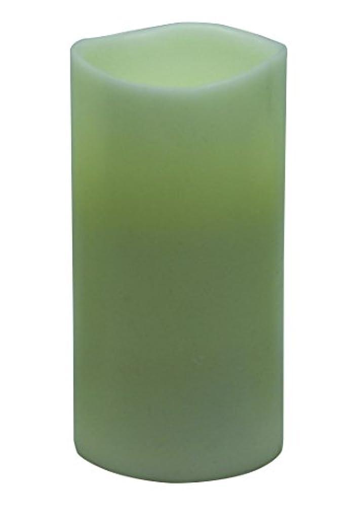 反映するスペイン修正GKI / Bethlehem照明Encandra Pillar Candle 3 by 6-Inch 100520345