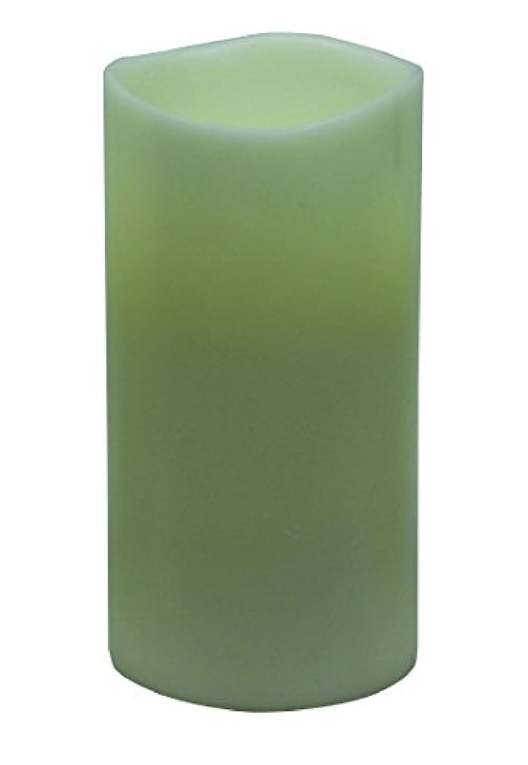 探偵後方独裁者GKI / Bethlehem照明Encandra Pillar Candle 3 by 6-Inch 100520345