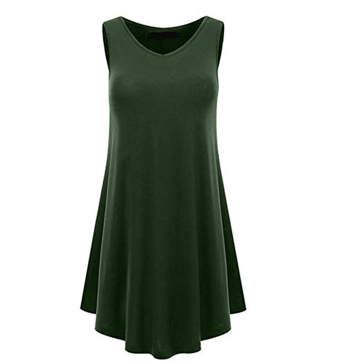購入一部助手MIFAN の女性のドレスカジュアルな不規則なドレスルースサマービーチTシャツドレス