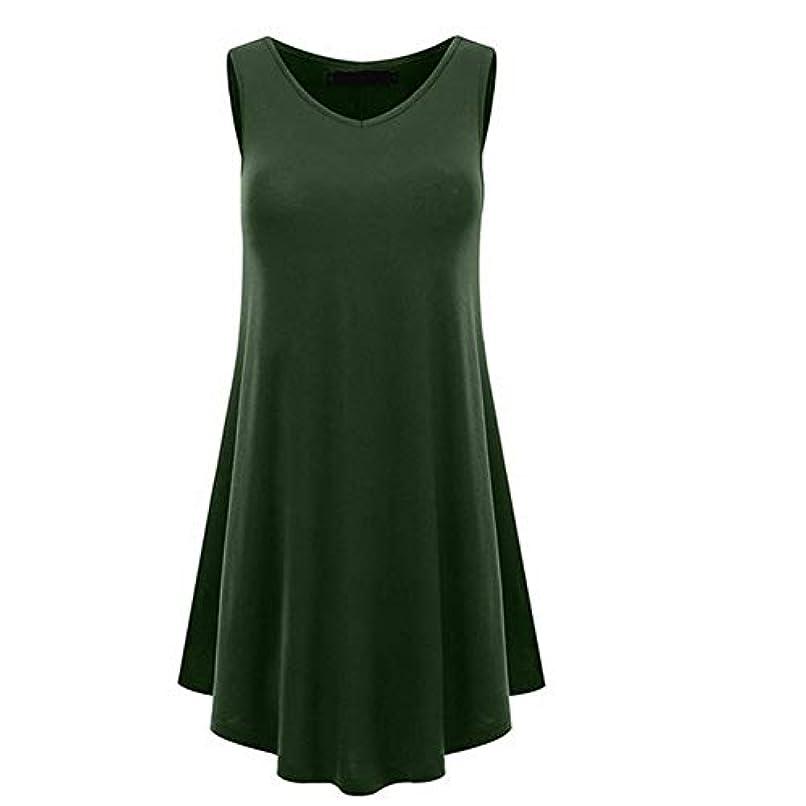 ロードハウス人工的な準備するMIFAN の女性のドレスカジュアルな不規則なドレスルースサマービーチTシャツドレス