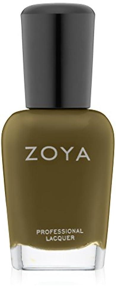 ために植木浜辺ZOYA ゾーヤ ネイルカラー ZP569 DREE ドリィー 15ml スモーキーなオリーブグリーン マット 爪にやさしいネイルラッカーマニキュア