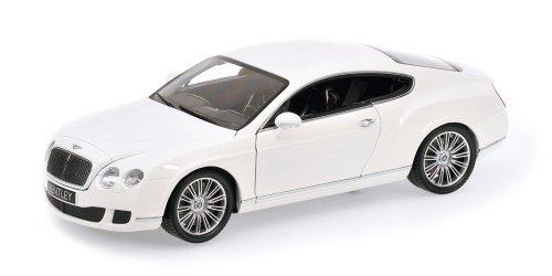 PMA1/18 ベントレー コンチネンタル GT 2008 ホワイト
