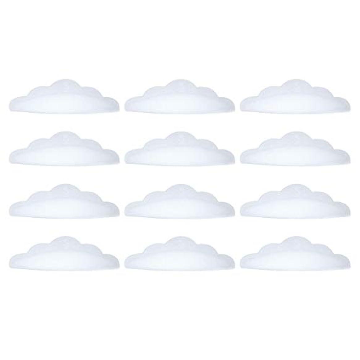 ブラインドデンプシー過敏なMigavan 9ペア シリコーンまつげパッド まつげパーマパッド防水シリコーンまつげパーマカーラーシールドパッドアイラッシュリフトホルダー