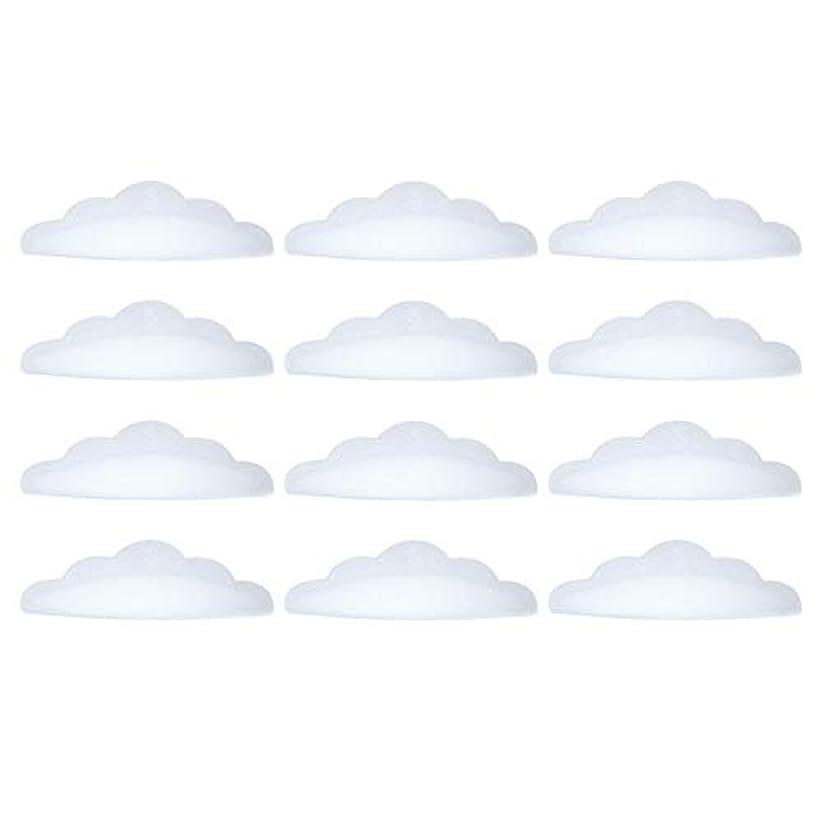 クスコ経歴整然としたMigavan 9ペア シリコーンまつげパッド まつげパーマパッド防水シリコーンまつげパーマカーラーシールドパッドアイラッシュリフトホルダー