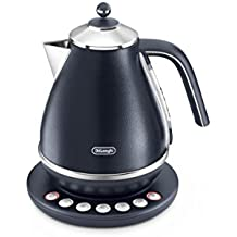 DeLonghi Icona Elements Digital Kettle - KBOE 2011BL - Ocean Blue