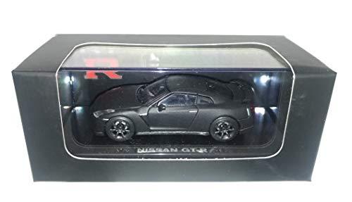 京商 kyosho 1/64 ミニカー 日産 ニッサン GT-R (R35) マットブラック単品 ビーズコレクション[並行輸入品]