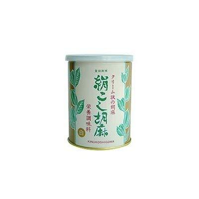 大村屋 絹ごし胡麻 白 (ねりごま) 300g×12缶セット