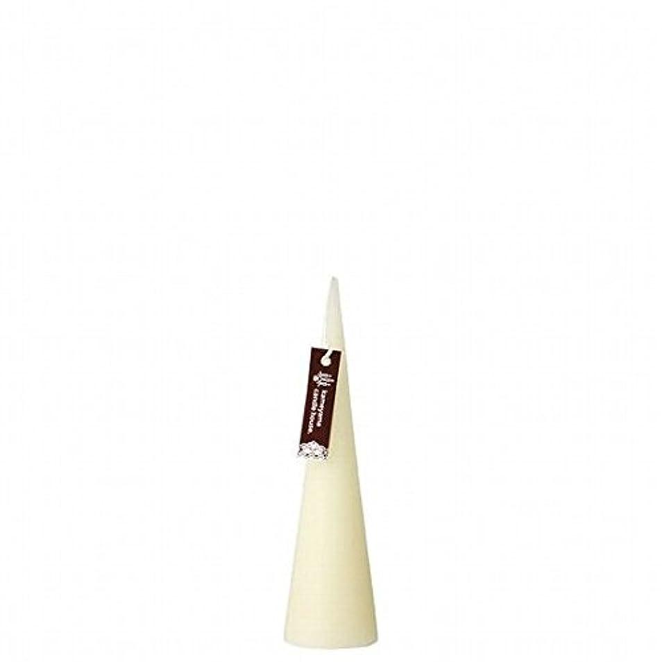 説明ピンポイント健康kameyama candle(カメヤマキャンドル) ブラッシュコーンSS 「 アイボリー 」(A9550000IV)