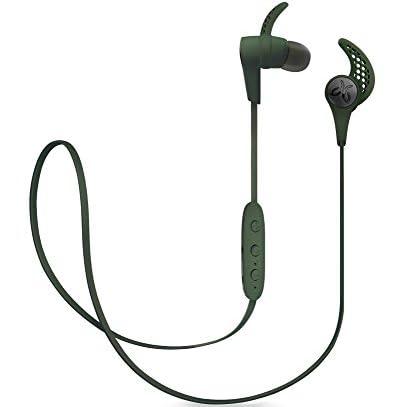 スポーツ イヤホン Jaybrid X3 Bluetooth ワイヤレス イヤホン 防汗 連続再生8時間 JBD-X3-001GN