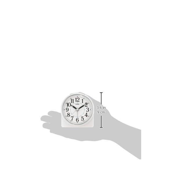 セイコー クロック 目覚まし時計 アナログ P...の紹介画像5