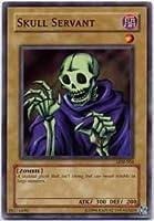 Yu-Gi-Oh! - Skull Servant (LOB-004) - Legend of Blue Eyes White Dragon - Unlimited Edition - Common