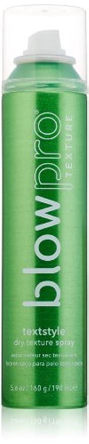 洗剤正直餌blowpro テキストスタイルドライテクスチャスプレー、 5.6オンス