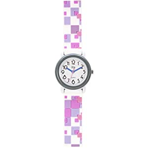 [イクサ]iXa 腕時計 カラフル STL07-PU