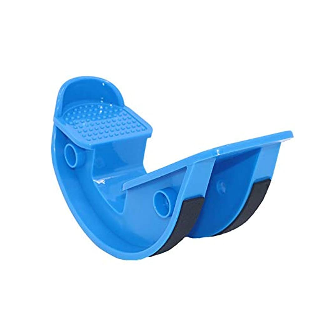 報いるのため申し立てられたvolflashy 足 ロッカー カーフ アンクル ストレッチ ボード マッサージ フィットネス ペダル ストレッチャー プランター