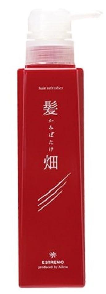休みうめき直感髪畑 ノンシリコンスキャルプシャンプー 300ml