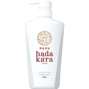 hadakara(ハダカラ) ボディソープ シトラス&カシスの香り 本体500ml
