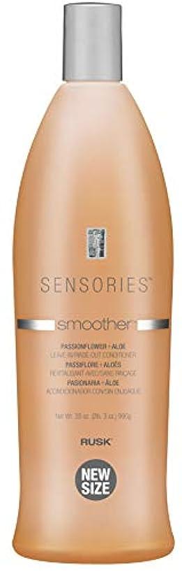 ほぼ潜在的な一貫性のないラスク Sensories Smoother Passionflower & Aloe Anti-Frizz Leave-In Conditioner 958g/33.8oz