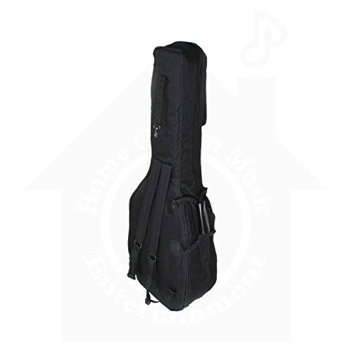 クッション付き アコースティック ギター用 ギグバッグ ギグ ケース ソフト バッグ クッション 20mm厚 HGM by MUSENT HGMW100