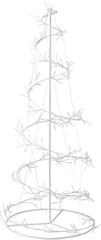 倫理的チート区タカショー(Takasho) ローボルト スパイラルツリー LGT-ES02 奥行75×高さ182×幅75cm