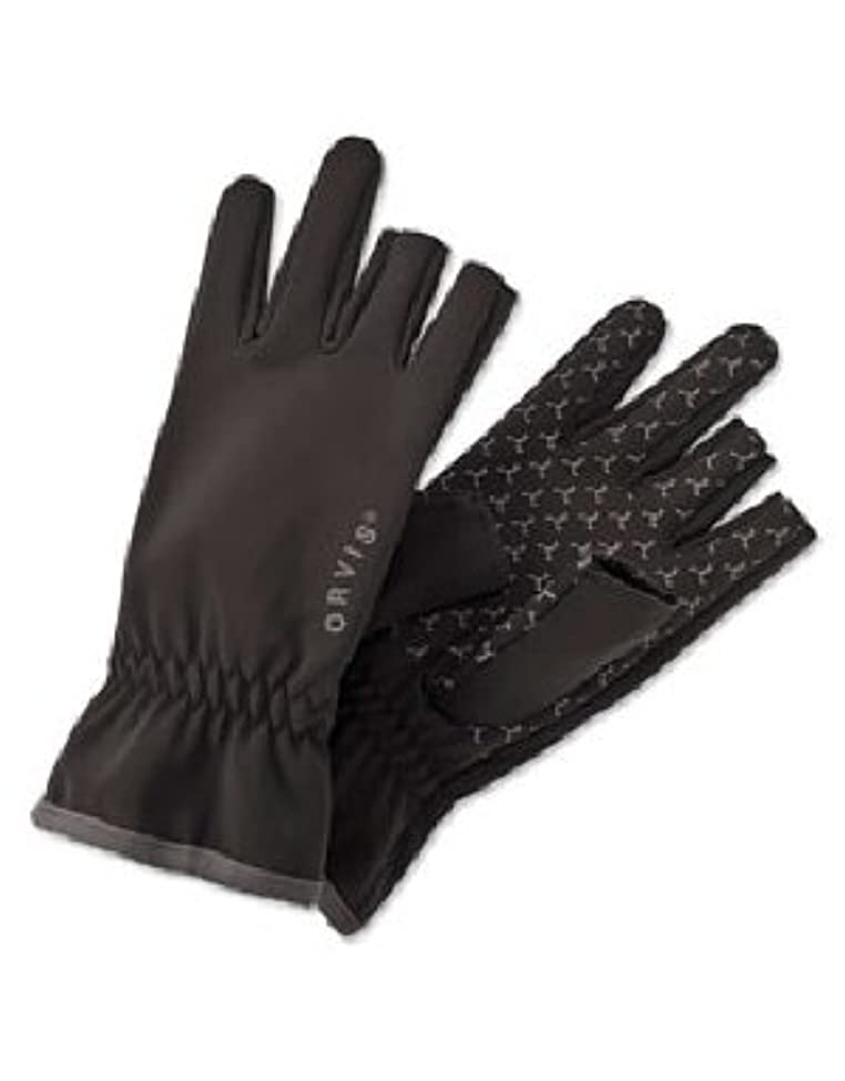 大学院切るうまくやる()オービスソフトシェル指なし手袋: Mサイズ