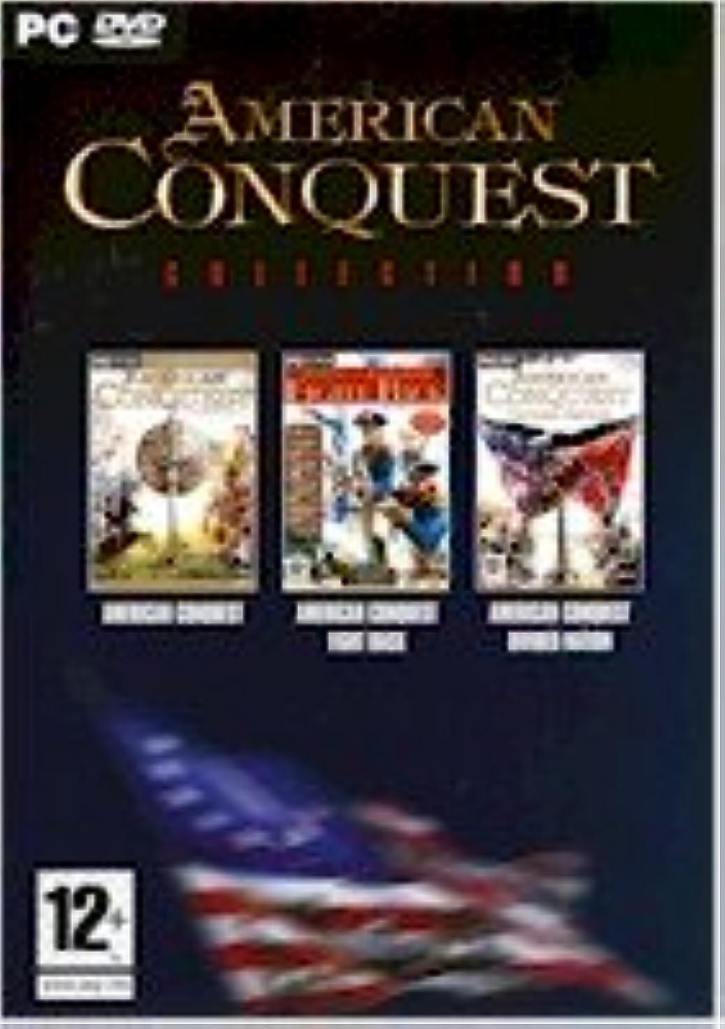 バイオリン丈夫仲間American Conquest Collection PC (輸入版)