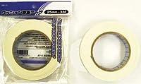 クッション両面テープ 25mm×3m ・ 12パック入り 404-16