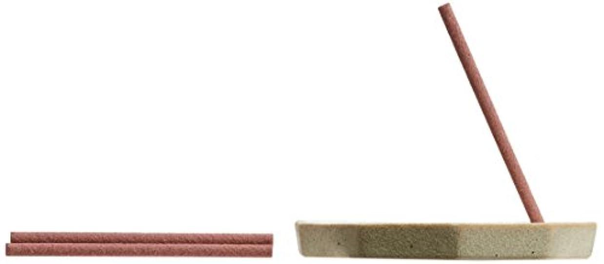 起きろ不正バングラデシュ野山からのおふくわけ やまざくらの薫り スティック6本入&香皿