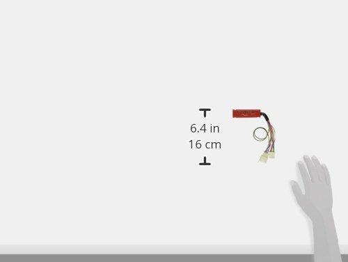 ポッシュ (POSH)リミッターカット RED-REV  ZRX400 071026