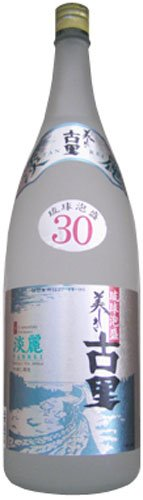 美しき古里 淡麗 泡盛 瓶 30度 1800ml