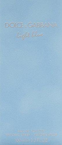 『ドルチェ&ガッバーナ ライトブルー オーデトワレスプレー 100ML』の3枚目の画像