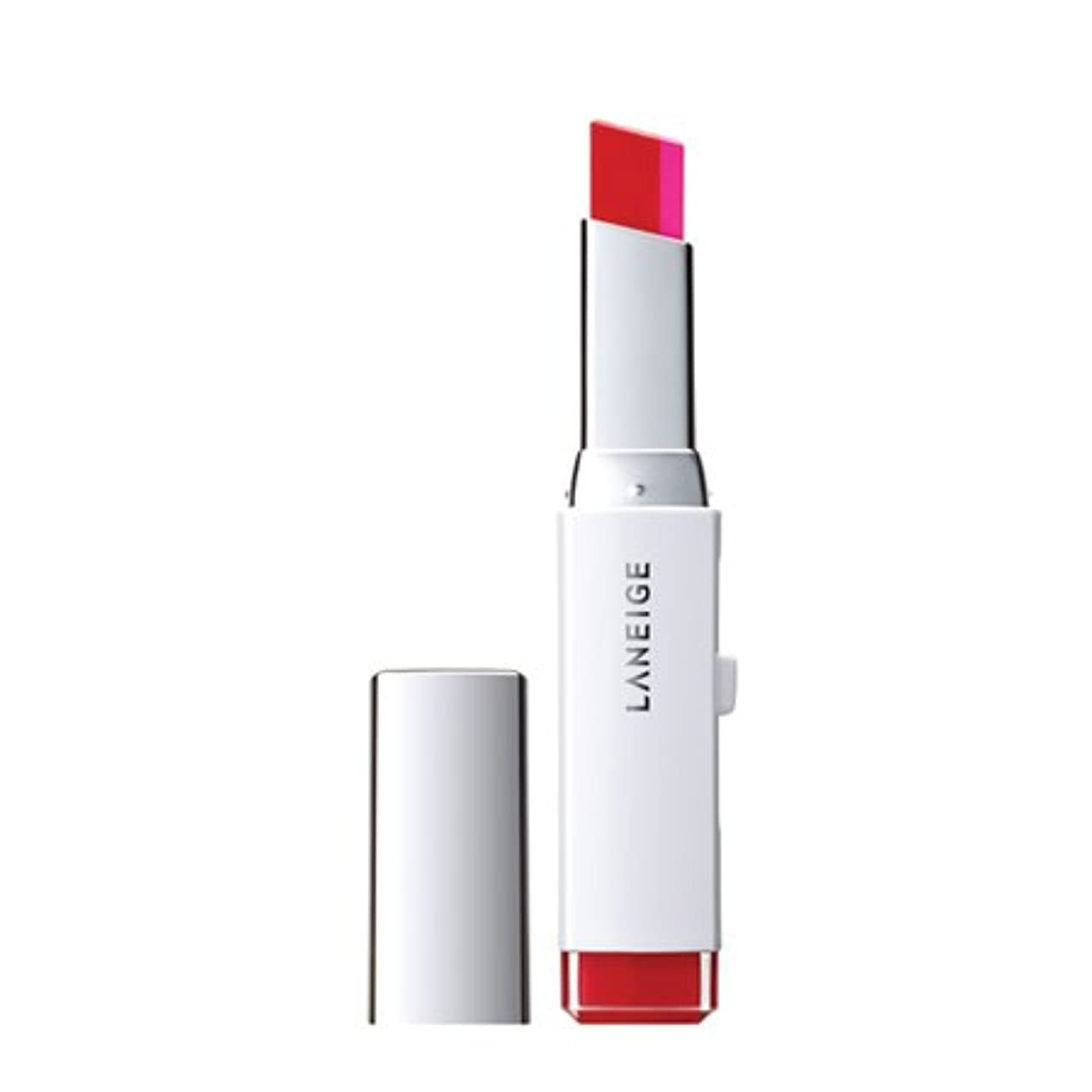 ビジュアルピービッシュ高架ラネージュ(LANEIGE)ツートーンリップバー(Two tone lip bar)2g カラー:5号 ダリングダーリン