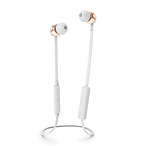 Sudio  VASA Bla Bluetoothイヤホン カナル型/リモコン・マイク付き  ホワイト SD-0014【国内正規品】